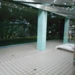 入居者専用プール
